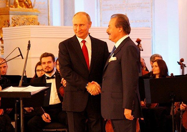 Rusya Devlet Başkanı Vladimir Putin- Cavit Çağlar