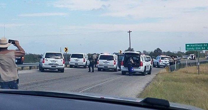 Teksas'ta kiliseye silahlı saldırı