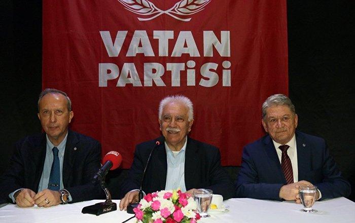 Perinçek: Türkiye'deki Amerikan üsleri kapatılmalıdır