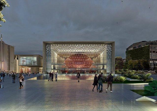 Yeni Atatürk Kültür Merkezi (AKM)