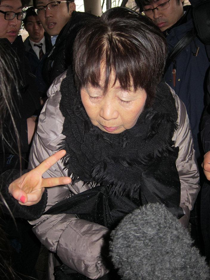Kara Dul lakaplı Chisako Kakehi