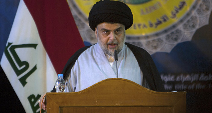 Irak'ta Şii lider Mukteda el Sadr
