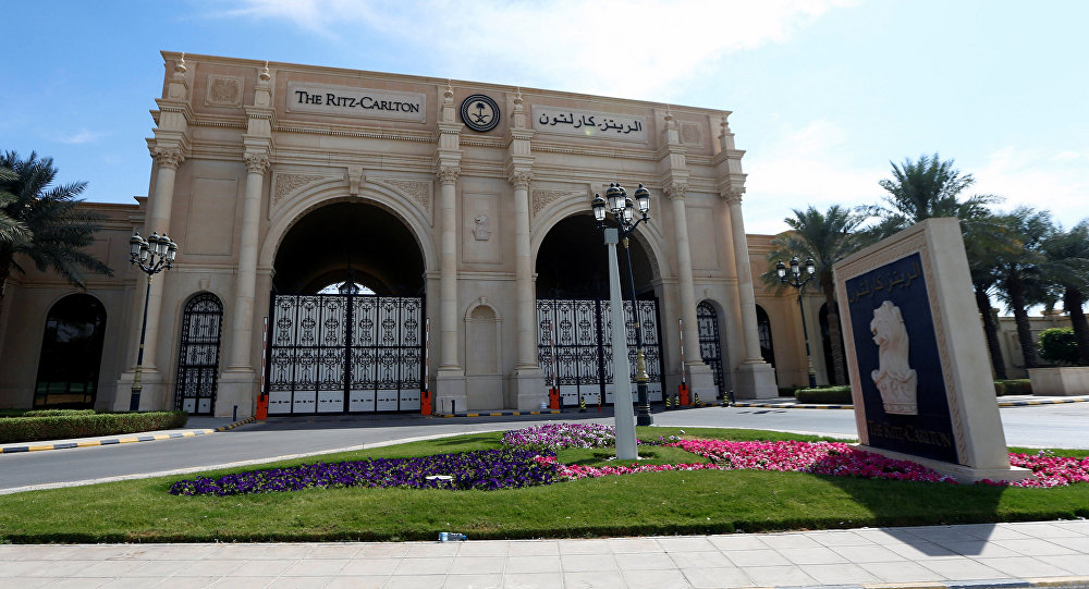 Gözaltındaki Suudi prenslerin tutulduğu Ritz Carlton Oteli