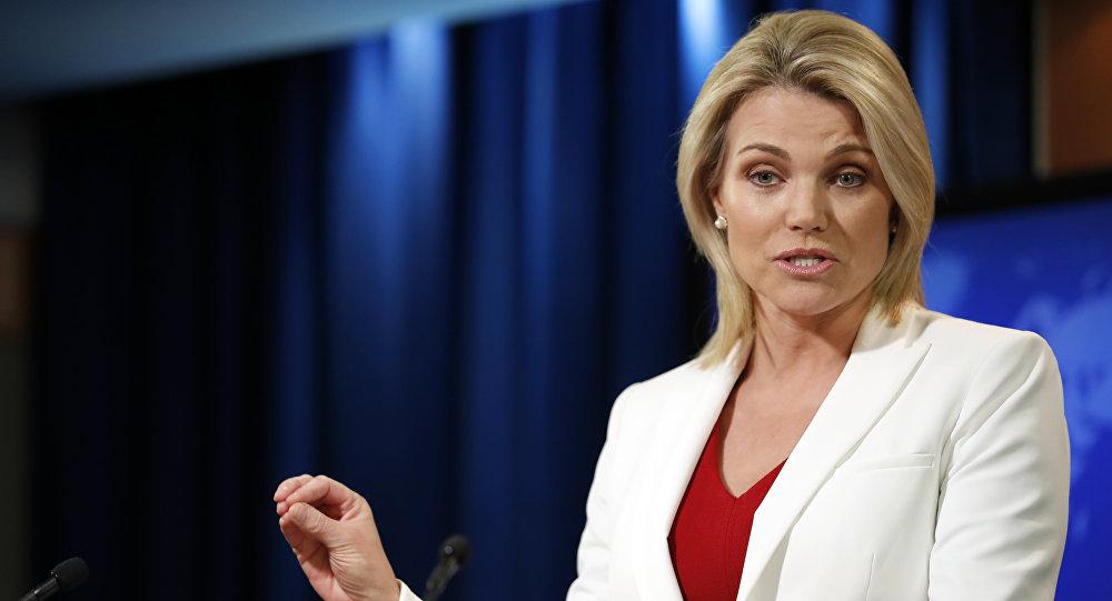 ABD: 'Beyaz Miğferler'in kahramanlık çalışmalarını destekleyeceğiz'