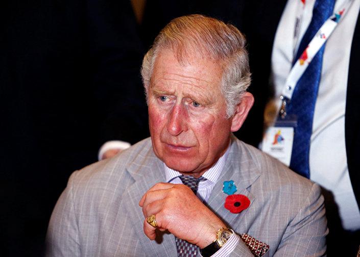 Cornwall Dükü Prens Charles