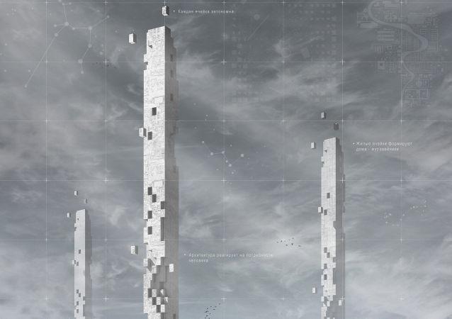 Geleceğin şehirleri