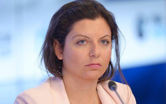 Simonyan RİA Novosti Ukrayna yetkilisinin tutuklanması Avrupa nın değerlerine aykırı