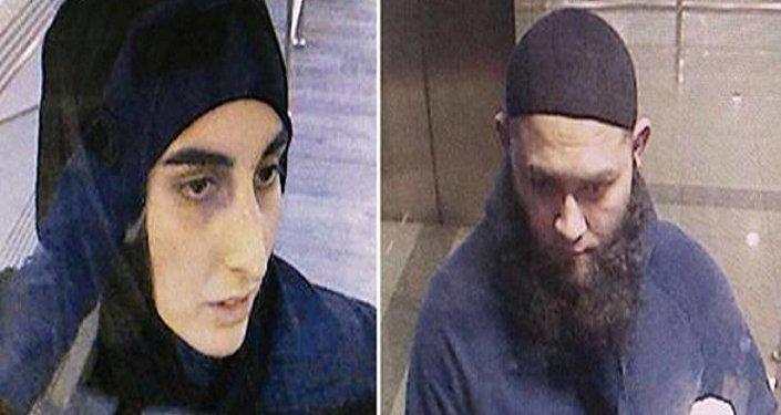IŞİD üyeleri