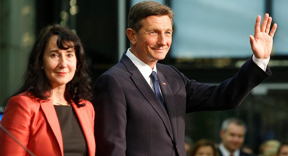 Slovenya Cumhurbaşkanı Borut Pahor
