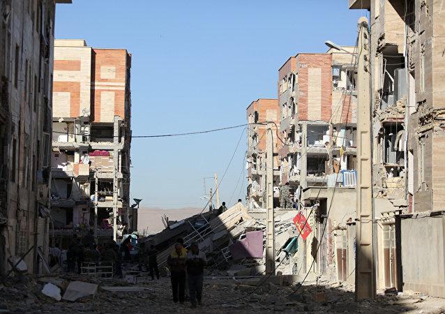 Irak- İran sınırında deprem