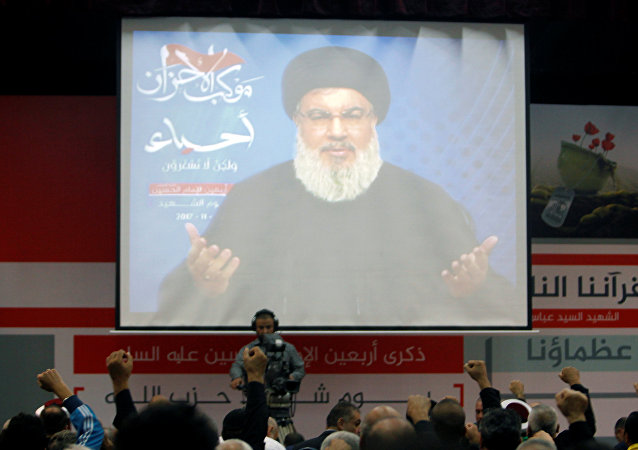 Lübnan Hizbullah'ı lideri Seyid Hasan Nasrallah