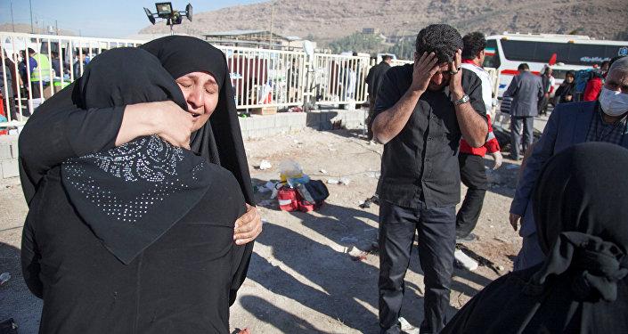 İran-deprem