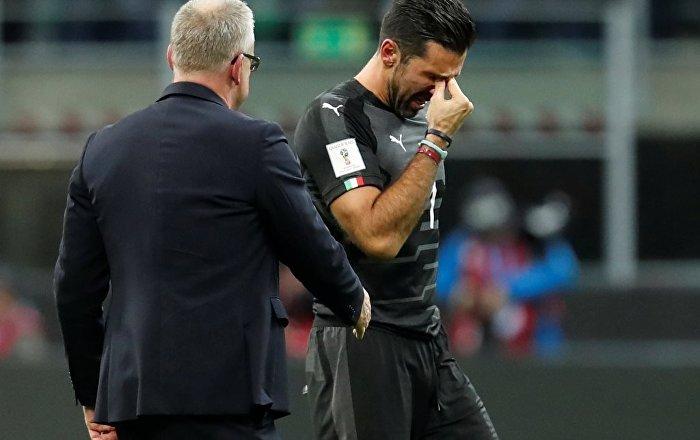 İtalya 1958'den beri ilk kez Dünya Kupası'na katılamayacak