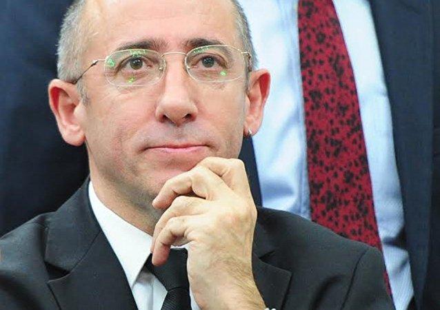 Gazeteci Murat Aksoy