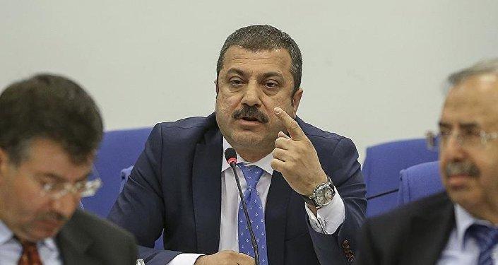 AK Parti Bayburt Milletvekili Şahap Kavcıoğlu