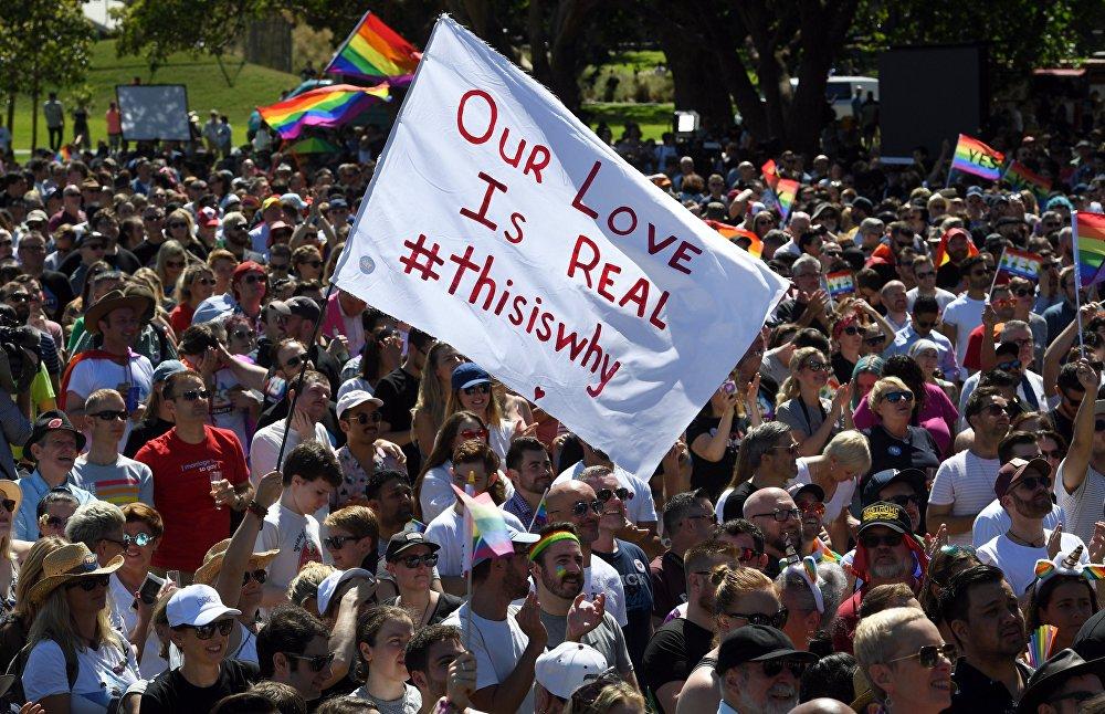 Avustralya - Eşcinsel evlilikler
