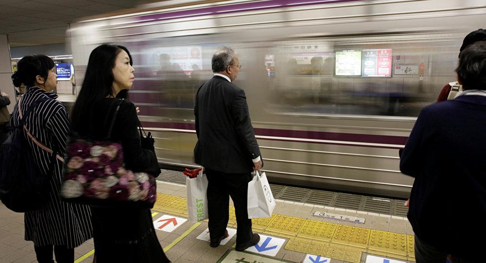 Japonya- Tren