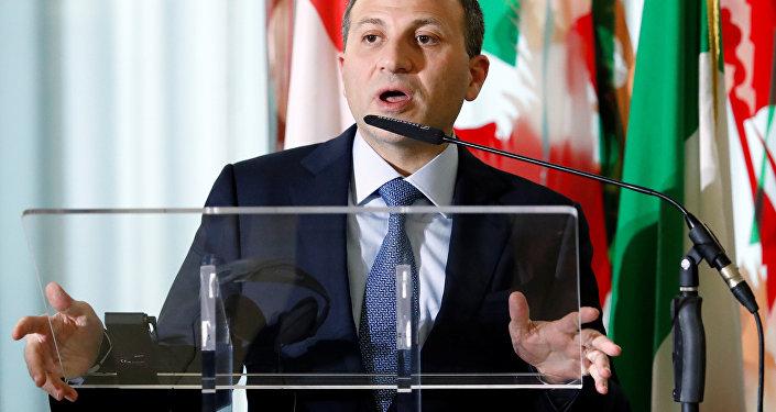 Lübnan Dışişleri Bakanı Gebran Bassil