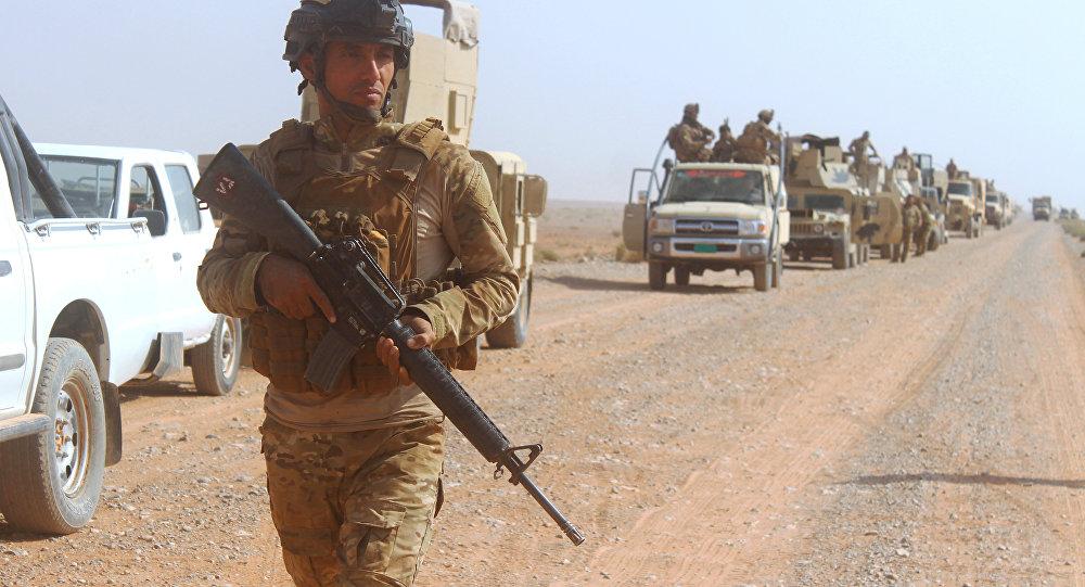 Irak güçleri-Rava
