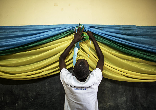 Ruanda'da seçimler