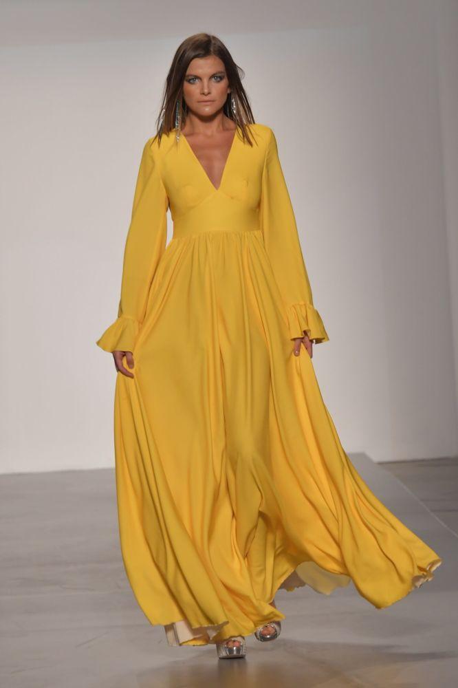Dubai'de moda rüzgarı esti