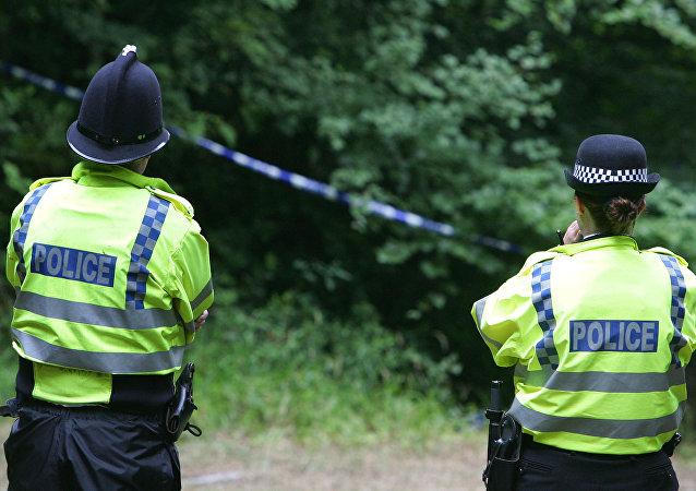 İngiltere polisi