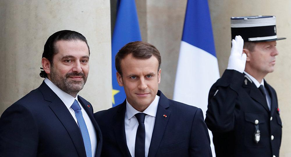 Hariri - Macron