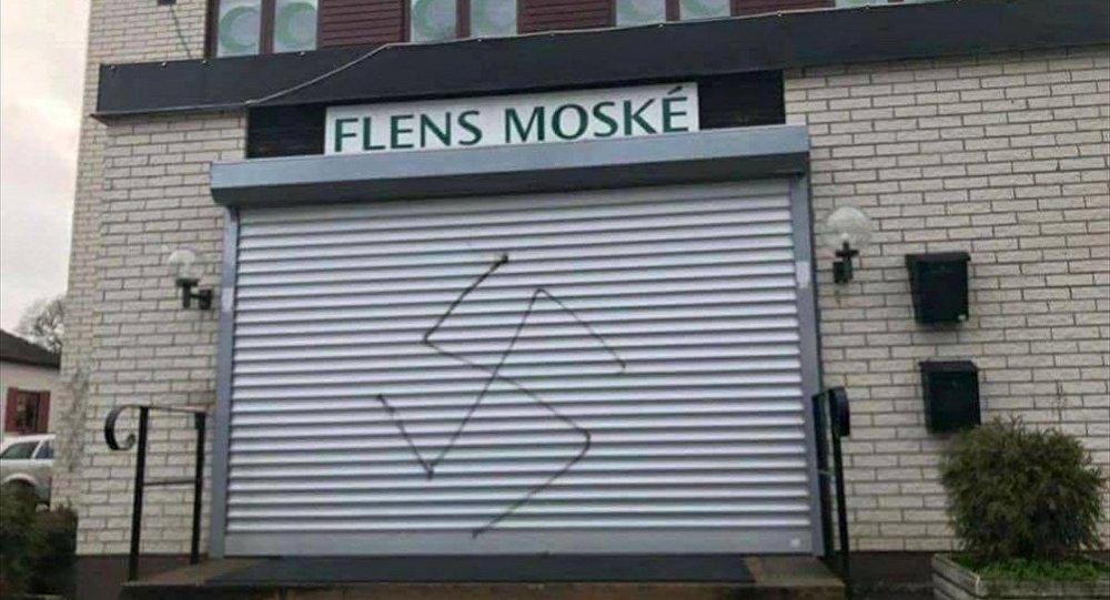 Flen Camii - Irkçı saldırı