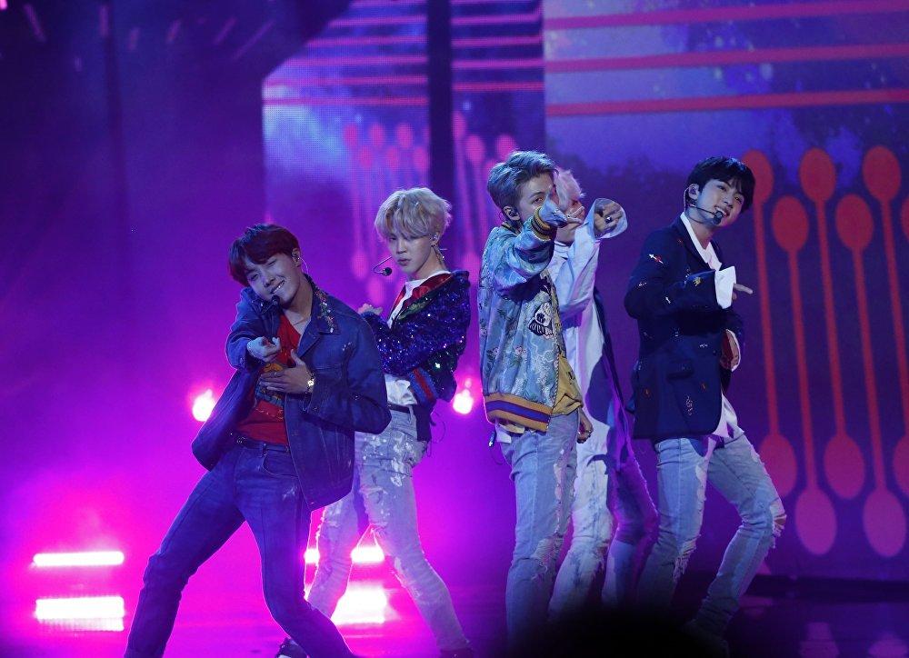 BTS- AMA