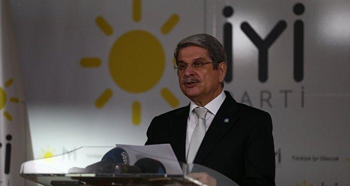 İYİ Parti Genel Sekreteri ve Parti Sözcüsü Aytun Çıray