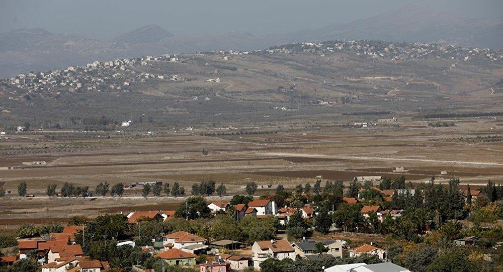 Lübnan - İsrail sınırı