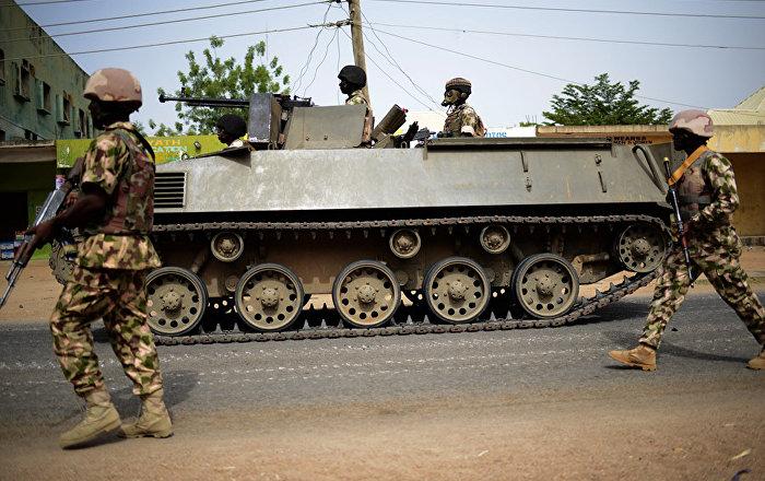 Nijerya'da şiddet olayları 55 ölü