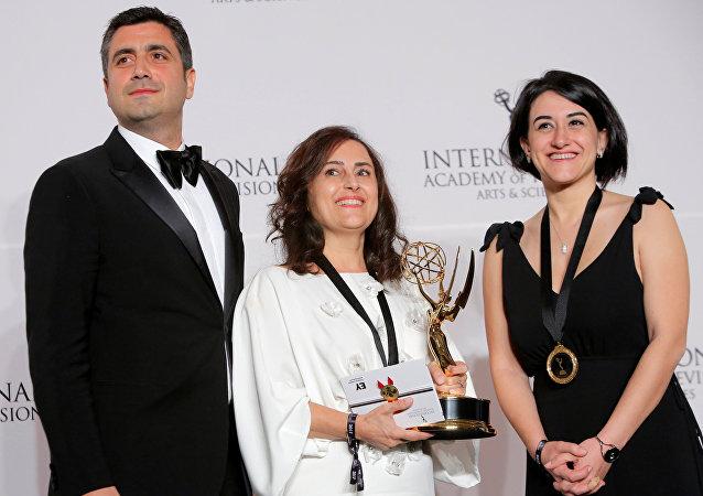Kara Sevda-Uluslararası Emmy Ödülü