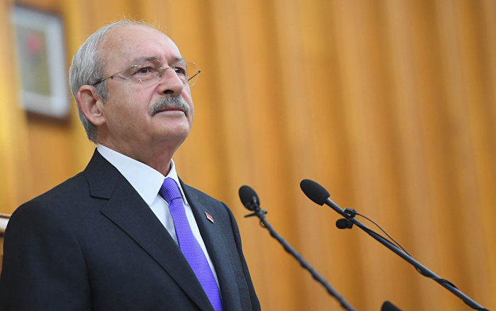 Kılıçdaroğlu ailesi ve akrabalarının mal varlıklarının araştırılmasını teklif etti