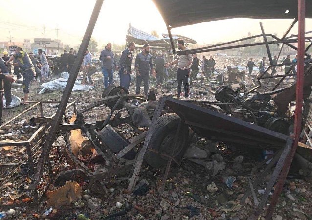 Tuzhurmatu'da intihar saldırısı: En az 20 ölü, 40 yaralı