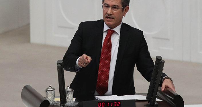 Milli Savunma Bakanı Nurettin Canikli