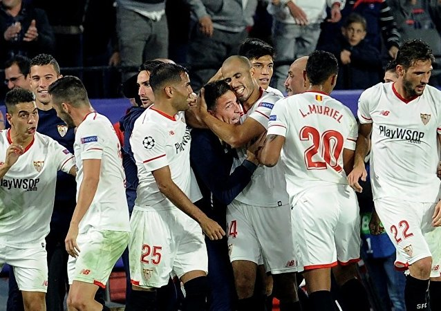 Eduardo Berizzo /  Sevilla - Liverpool Şampiyonlar Ligi maçı