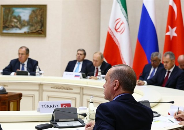 Soçi'de üçlü zirve / Erdoğan-Putin