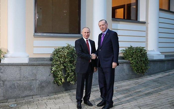 Putin pazartesi günü Ankara'ya geliyor