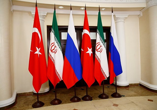 Rusya-Türkiye-İran