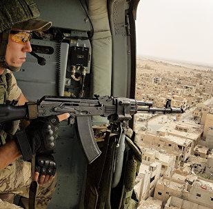 Rus askeri-Suriye