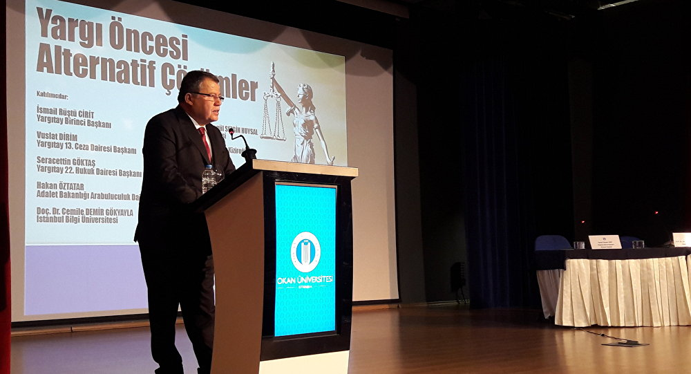 Yargıtay Başkanı İsmail Rüştü Cirit