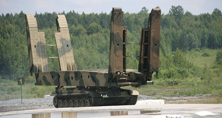 Tank köprü МТU-72
