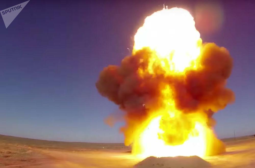 Rusya'dan yeni füze savunma sistemi denemesi