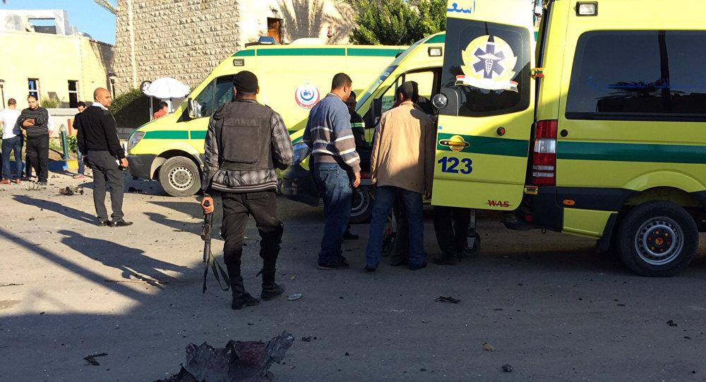 Mısır-ambulans