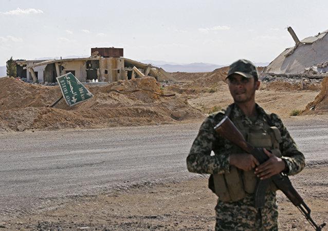 Suriye askeri- El Karyatin