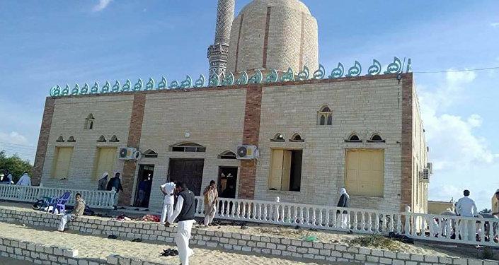 Mısır cami saldırısı