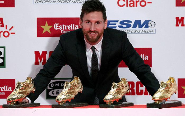 Messi, Barcelona ile sözleşmesini 2021 yılına kadar uzattı