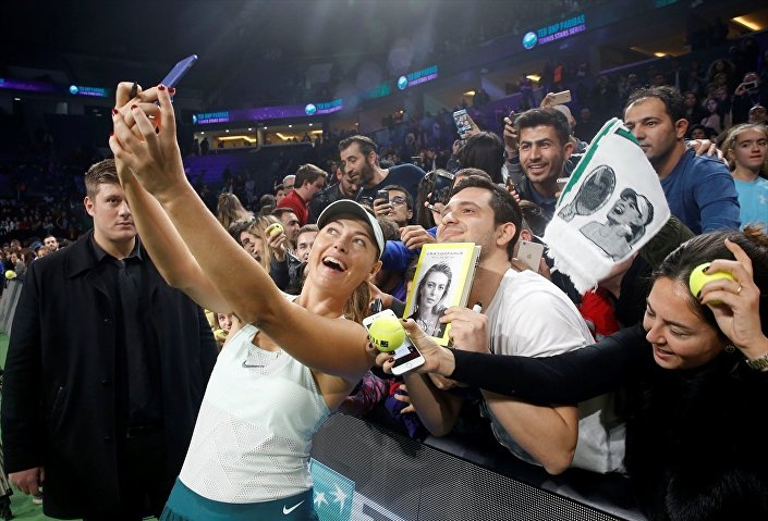 TEB BNP Paribas Tenisin Yıldızları Serisi etkinliğine Türk tenisseverler yoğun ilgi gösterdi.