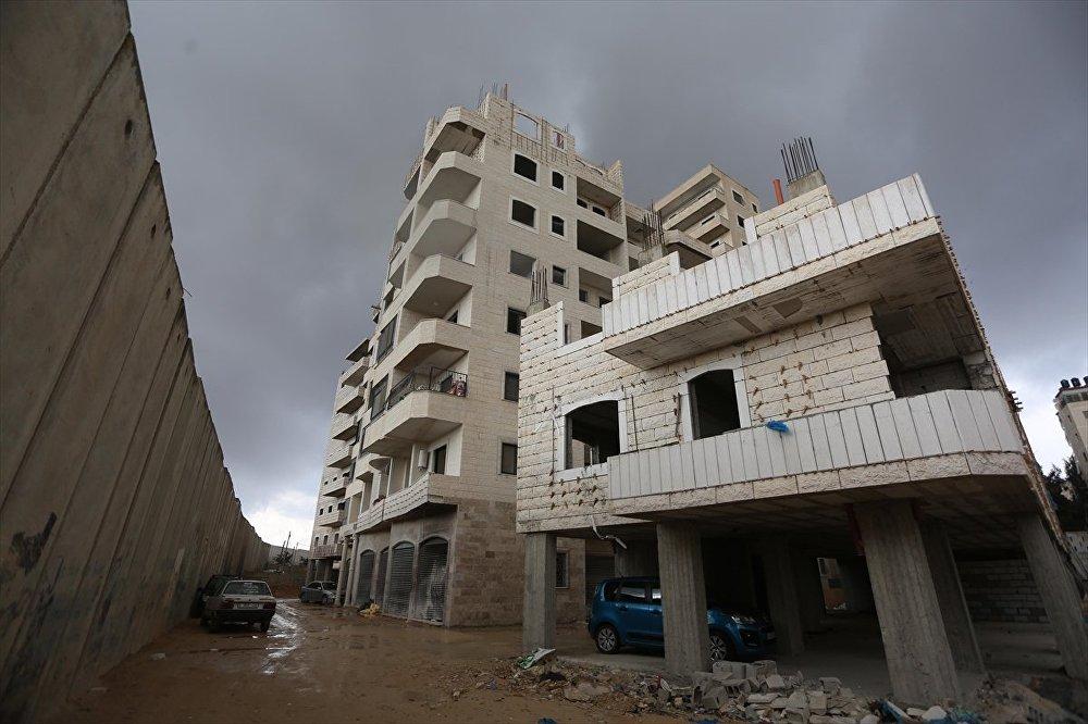 Filistin - Ev yıkımları